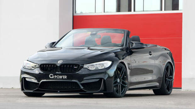 Унесенный ураганом: BMW M4 научился плохому в G-Power