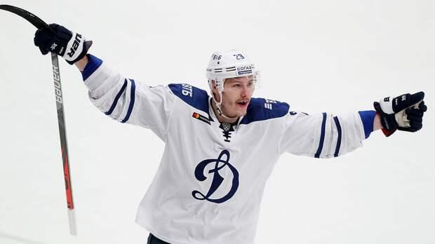 Звезде «Динамо» не давали играть в лучшей лиге мира. Но в КХЛ Яшкин показал, насколько он крут
