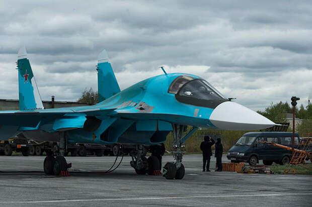 Как собирают фронтовой бомбардировщик СУ-34