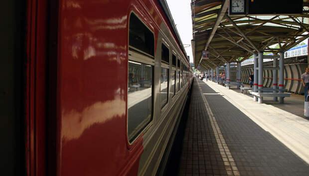 Нарушения при дезинфекции в поездах и на ж/д станциях выявили в Подмосковье