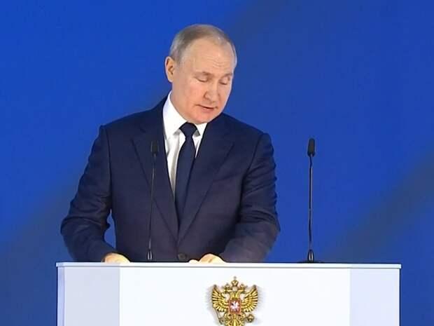 Путин призвал парламентариев не обещать избирателям невозможного, чтобы «не раскачивать» систему изнутри