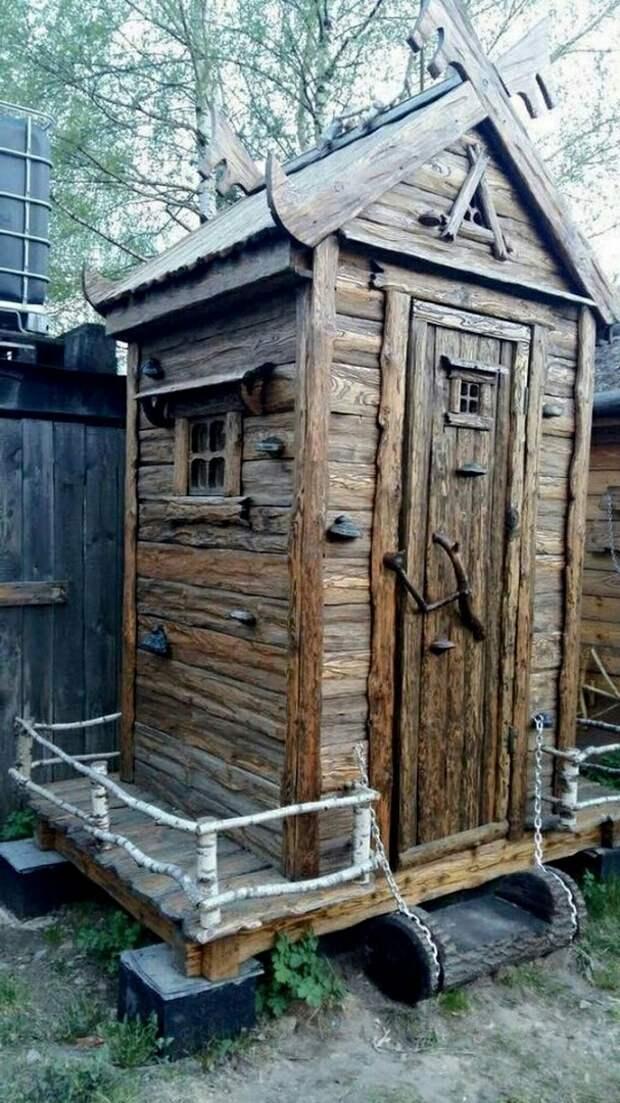 Классный туалет
