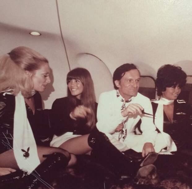 Эра Хэфа: как жил и работал создатель Playboy Хью Хэфнер