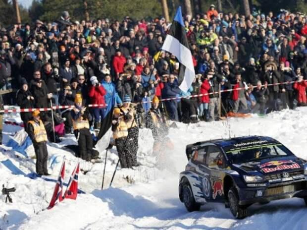 WRC: Ожье проигрывает и выигрывает