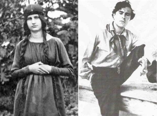 Почему 22-летняя модель художника Модильяни похоронена с ним в одной могиле