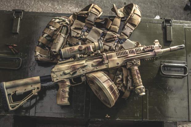 Гроза террористов: Росгвардия вооружит свои подразделения пулеметами РПК-16