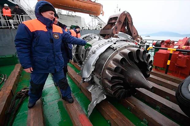 О чем гласят утекшие в сеть материалы расследования катастрофы Ту-154