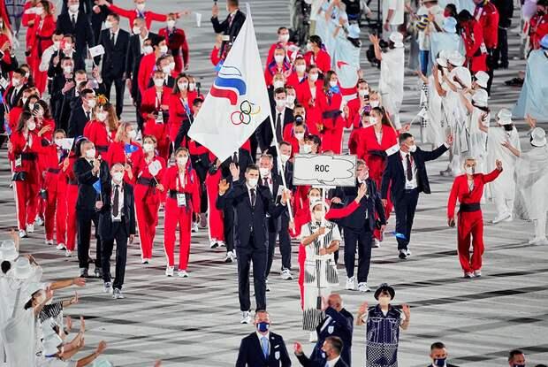 Гордость российских олимпийцев за страну вызвала зависть у простых американцев