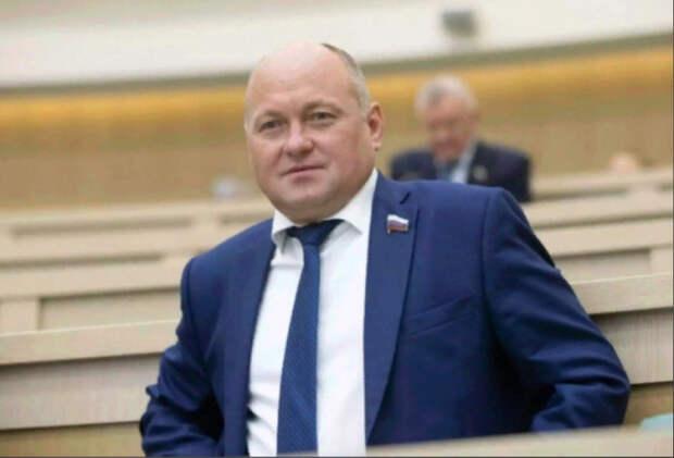 Алексей Кондратенко вновь стал сенатором от Кубани