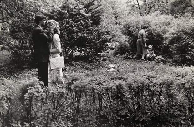 Парк им. Горького. Валерий Щеколдин, 1984 год, г. Москва, из архива МАММ/МДФ.