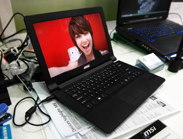 ноутбук MSI S120