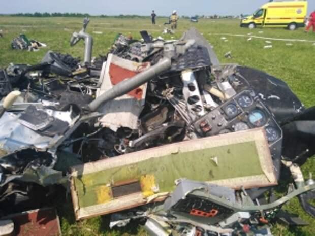 На место авиапроисшествия в Кемеровской области направлены следователи центрального аппарата СК