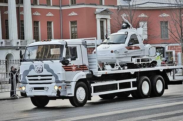 Такого оружия в России ещё не было