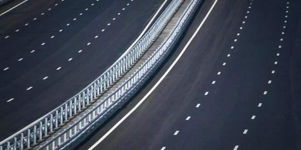 На 85-м километре МКАД снова будут ограничивать и перекрывать движение