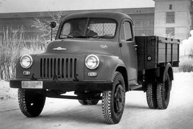 ГАЗ-56 автомобили, газ, фоторепортаж