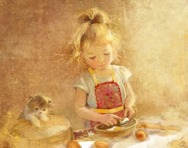 художник Екатерина Бабок иллюстрации – 41