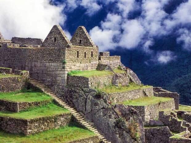 Древний город Мачу-Пикчу – гибель цивилизации