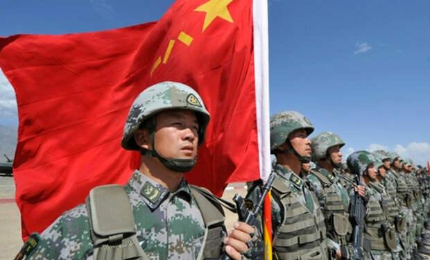Еда китайского спецназа: источник силы Красного дракона