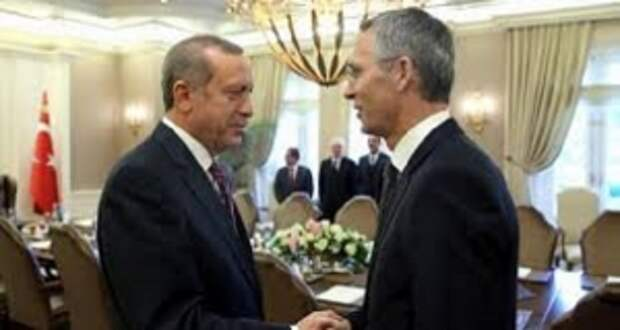 Турция, Россия, Реджеп Эрдоган, НАТО, Йенс Столтенберг, Су-34