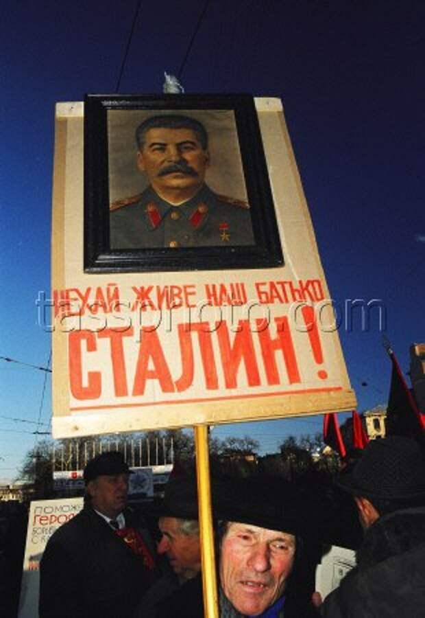 Митинг. Санкт-Петербург. 7 ноября 1999 года.