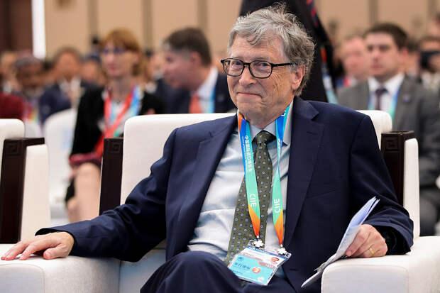 Билл Гейтс интересные факты