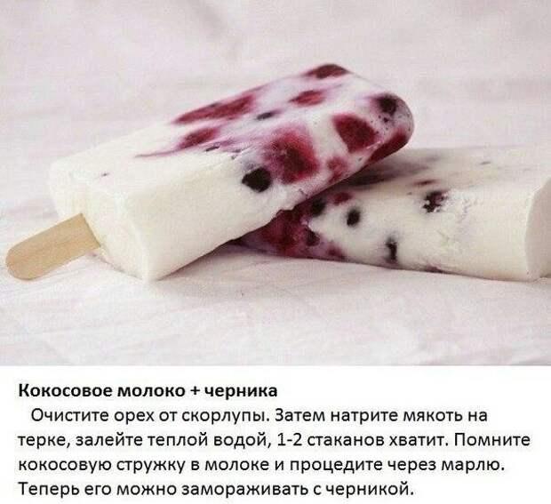 Необычное мороженое (идеи)