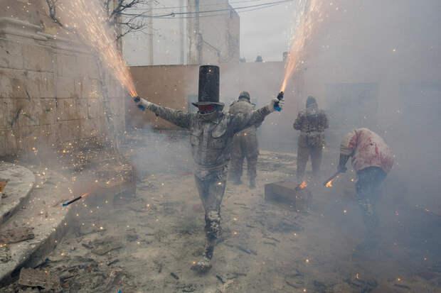 Мучной военный переворот