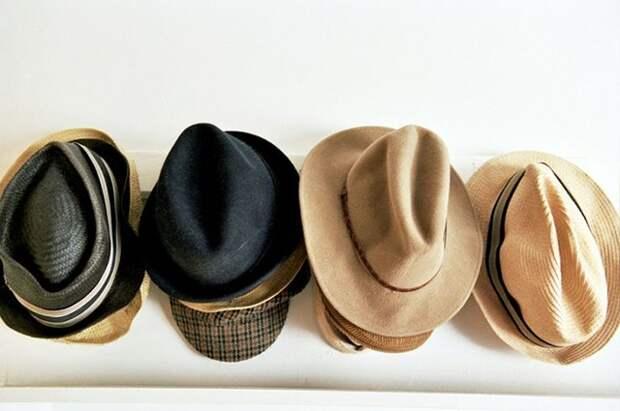 Хранение шляп (трафик)