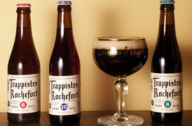5 сортов пива, которые варят настоящие монахи