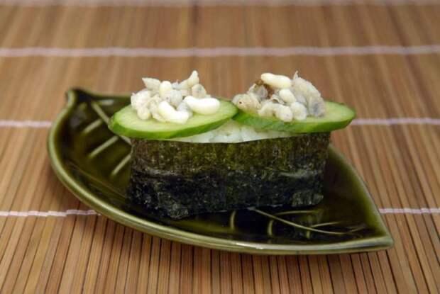 экзотическое суши 9