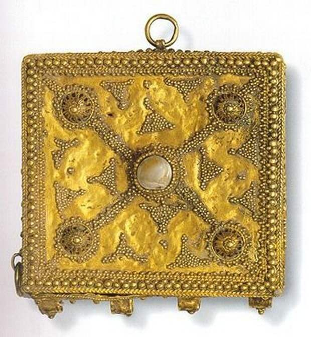 Симферопольский клад времен Золотой Орды