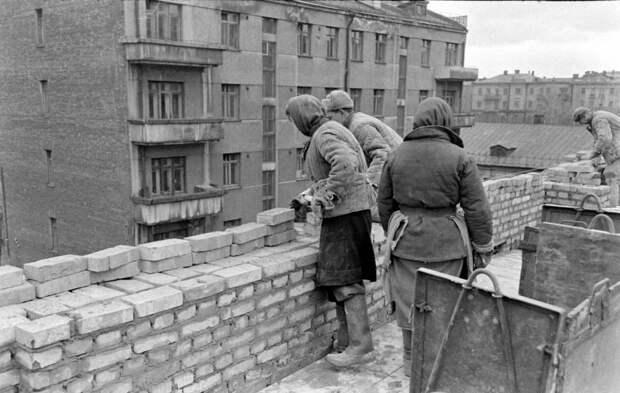 Эксплуатация женщин в СССР.