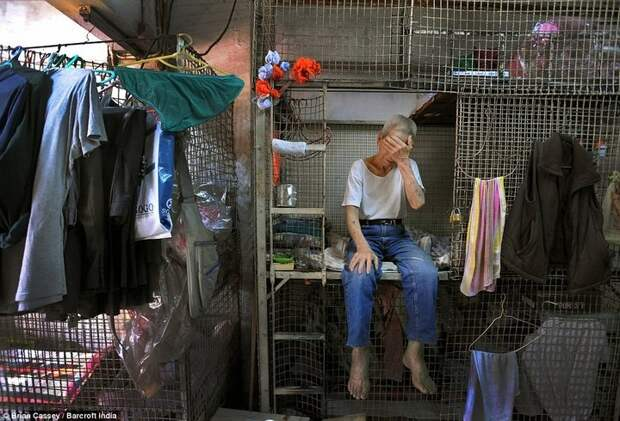 Жильё для бедных в Гонкоге (3)