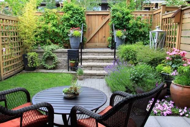 Как сделать идеальную террасу в загородном доме