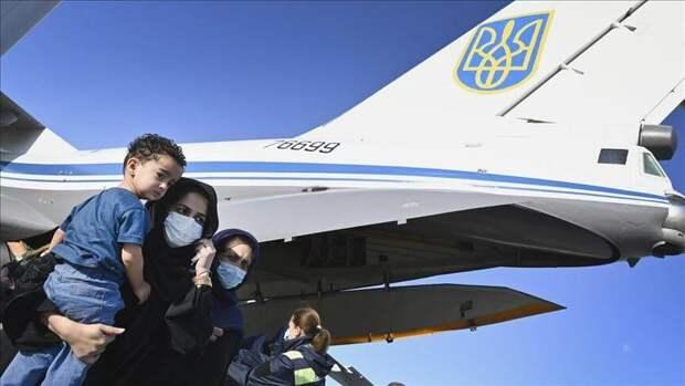 В аэропорту Кабула угнали украинский самолет