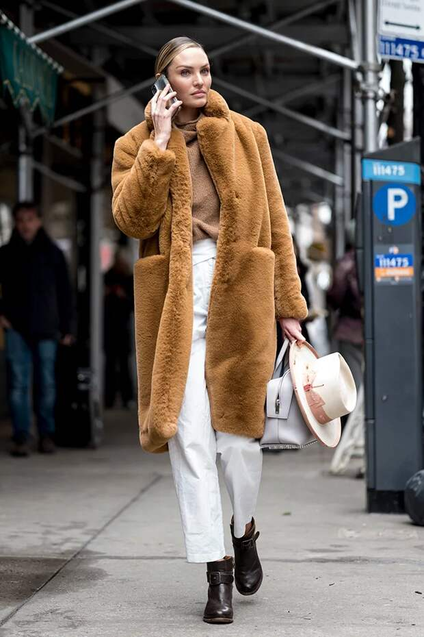 Искусственная шуба: носить или не носить зимой 2020/2021