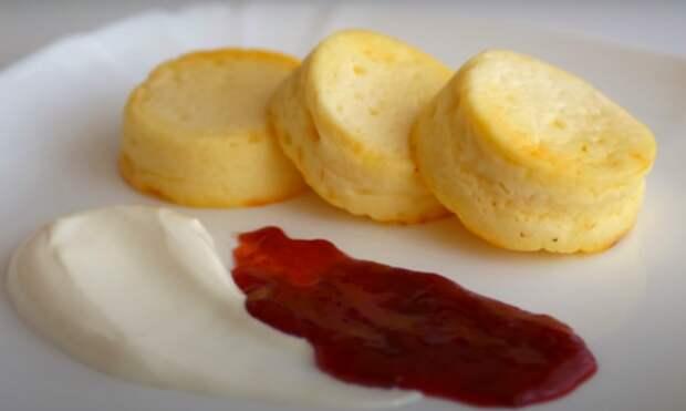Восхитительные сырники в духовке