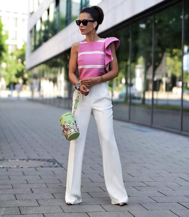 Очарование женственности: 10 образов от модного блогера Фюсун Линднер. Идеи для вдохновения