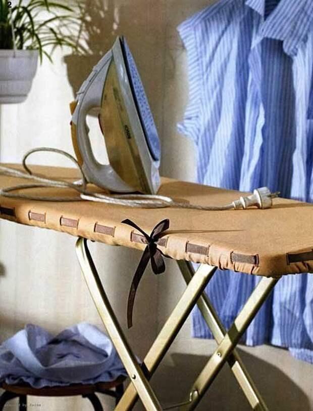 Декор гладильной доски