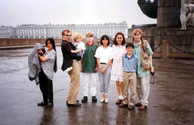 Миа Фэрроу впервые рассказала о смерти трёх приёмных детей