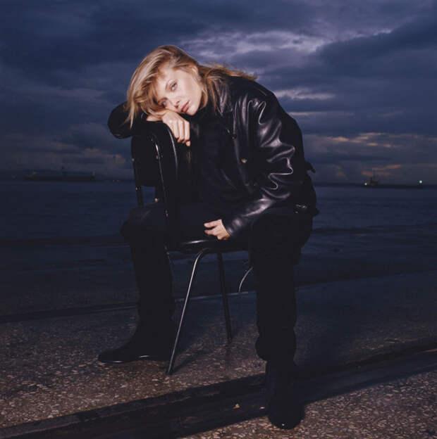 Мишель Пфайффер (Michelle Pfeiffer) в фотосессии Терри О'Нила (Terry O'Neill) (1990), фотография 7