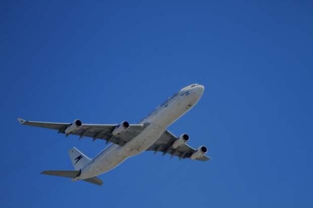 Россия прекратит авиасообщение с внешним миром 27 марта