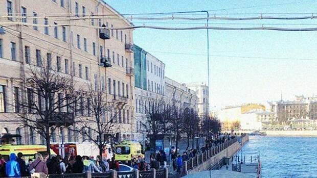 Преступлением с расчленением тела снова отметился Санкт-Петербург