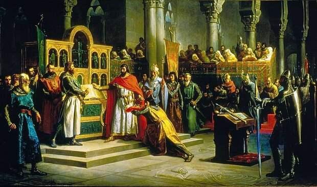 Жизнь и смерть славного рыцаря Сида Кампеадора