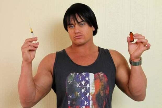 1. Кэндис Армстронг steroid, девушки, качки, спорт
