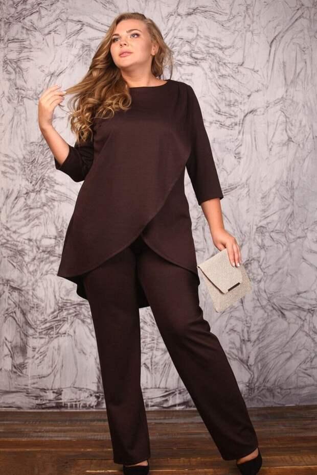 Не только черный цвет стройнит – одежда в этих пяти цветах делает стройнее и подчеркивает достоинства