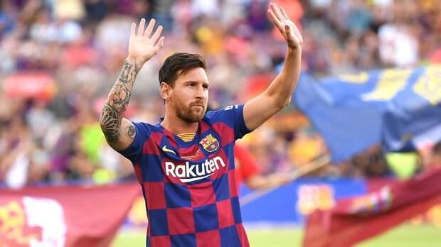 Месси признался, что хотел покинуть «Барселону» в2016 году