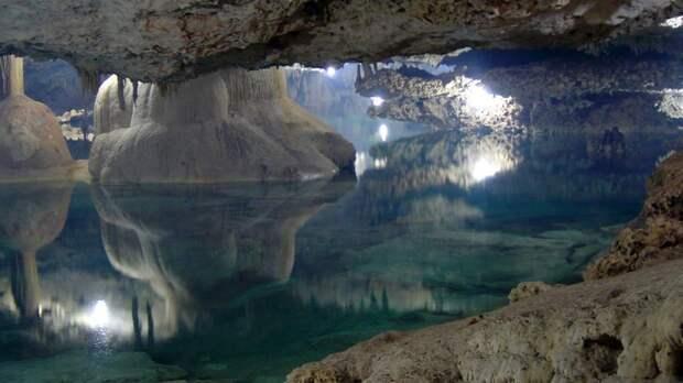 В недрах Земли нашли аномальную воду