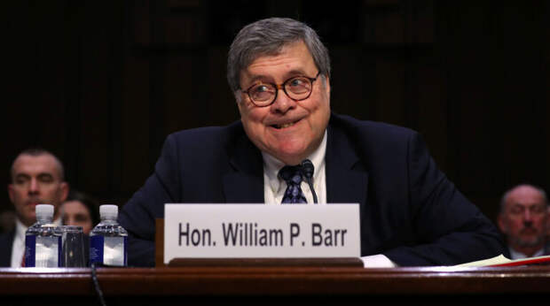 Генеральный прокурор «взорвал» США: «Российское вмешательство — фальшивка»