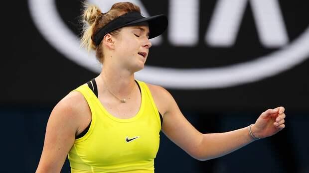 Свитолина победила Роджерс и сыграет с Александровой в 3-м круге турнира в Майами